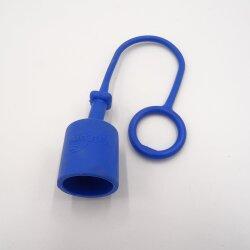 8x Kunststoff Tauchregler mit Gewinde und Staubschutz