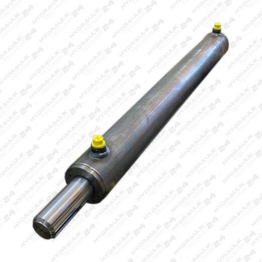 Hydraulikzylinder doppeltwirkend mit Gelenkaugen 50//25 50-1000 mm Hub