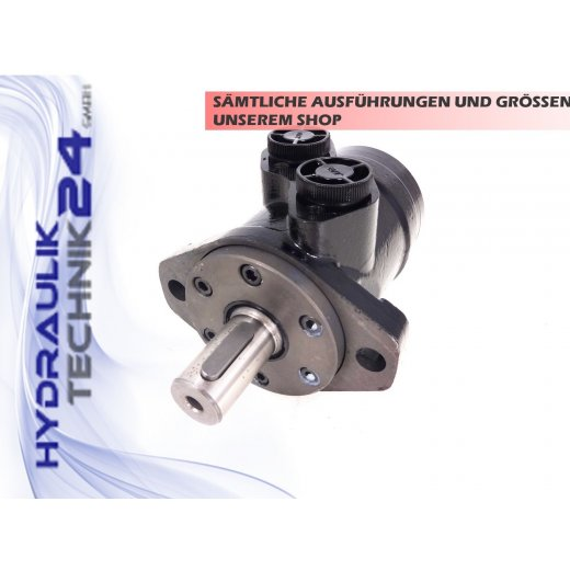 ölmotor; gerollermotor or 100 Hydraulikmotor
